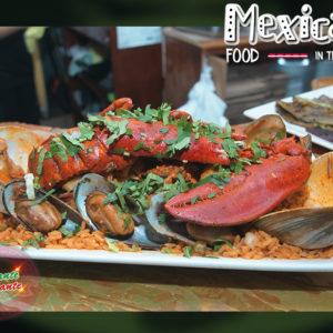 Mariscos // Seafood